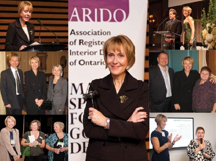 Experiences As President Of ARIDO 2010 11