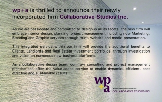 Collaborative Studios Announcement Option 3.5